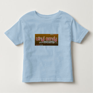 Vinyl Candy Unwrapped Toddler T-shirt