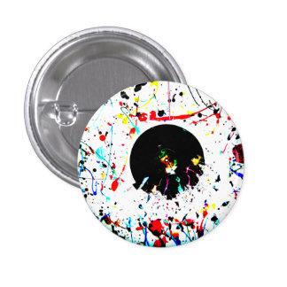 Vinyl Crash Products 1 Inch Round Button