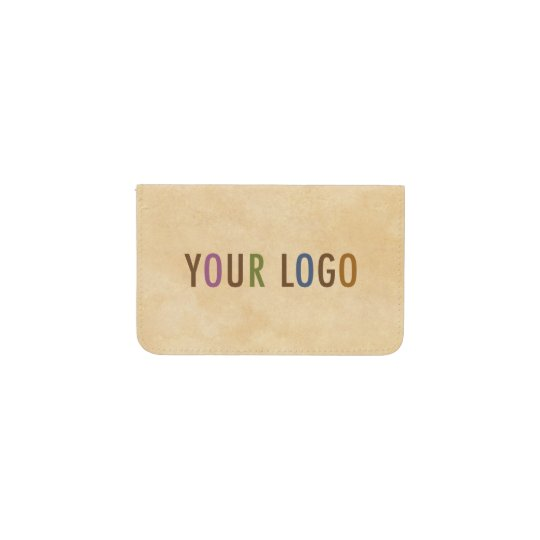 Vinyl custom business card wallet company logo zazzle vinyl custom business card wallet company logo colourmoves
