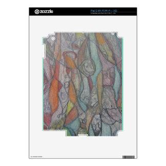 Vinyl Device Protection Skin Skin For iPad 2
