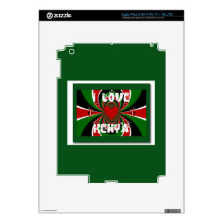 Vinyl Device Protection Skin Decals For iPad 3
