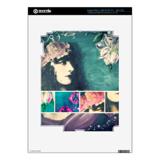 Vinyl Device Protection Skin Skins For iPad 3