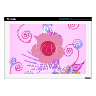 """Vinyl Device Protection Skin Decal For 17"""" Laptop"""