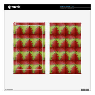 Vinyl Device Protection Skin Decal For Kindle Fire
