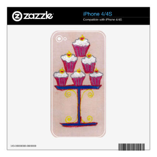 Vinyl Device Protection Skin Decal For The iPhone 4