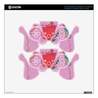 Vinyl Device Protection Skin PS3 Controller Skin