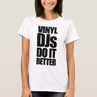 Vinyl Djs T-Shirt