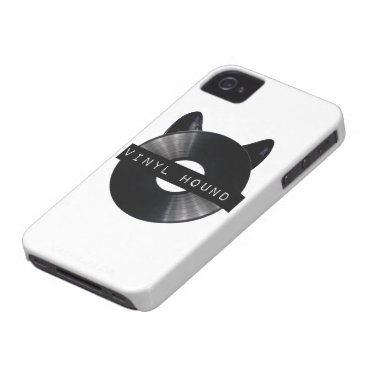 Vinyl Hound Case-Mate iPhone 4 Barely There Case