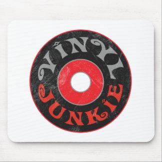 Vinyl Junkie Mouse Mat
