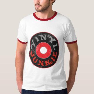 Vinyl Junkie Shirt