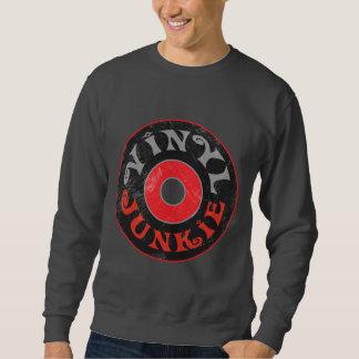 Vinyl Junkie Sweatshirt