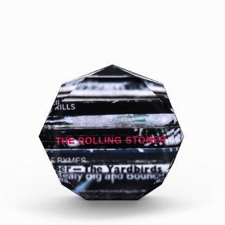 Vinyl Life 3 Acrylic Award