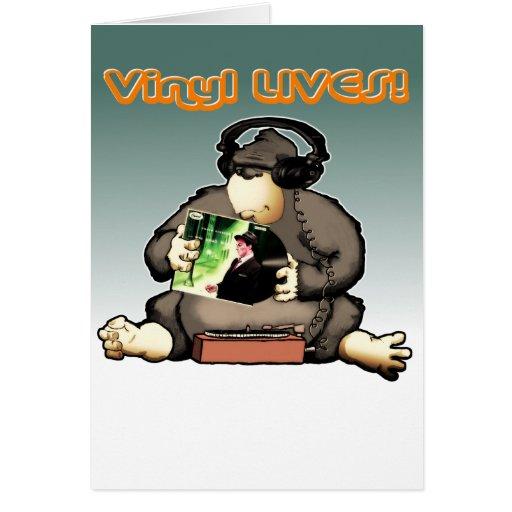 Vinyl LIVES! Cards