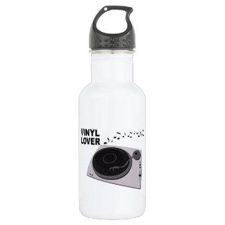Vinyl Lover 18oz Water Bottle