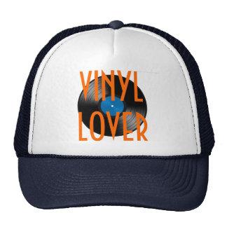 VINYL LOVER TRUCKER HAT