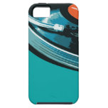 Vinyl Music Turntable iPhone 5 Case