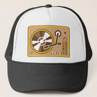 Vinyl Player vector Trucker Hat