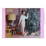Vinyl Record Cover Christmas card