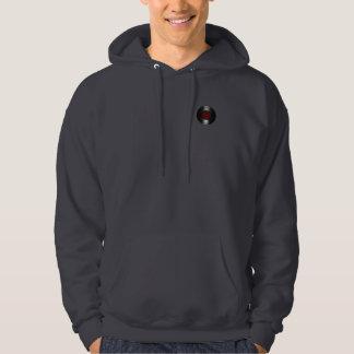 vinyl record hoodie