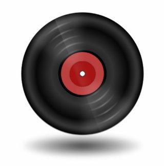 Vinyl Record Cut Outs