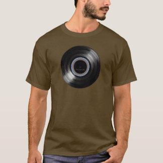 vinyl record retro music T-Shirt