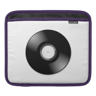 Vinyl Record Sleeve For iPads