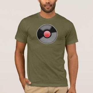 Vinyl Record T-Shirt