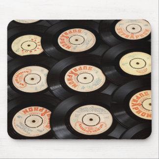 Vinyl Records Mousepads