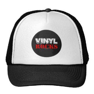 Vinyl Rocks Trucker Hat