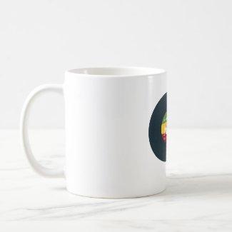 Vinyl rubadub mug mug