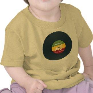 Vinyl rubadub shirt