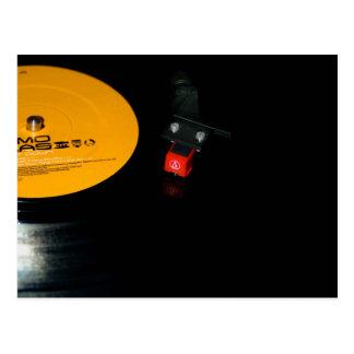 Vinyl Rules Postcard
