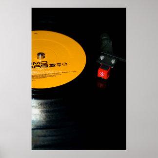 Vinyl Rules Print