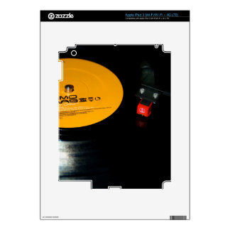 Vinyl Rules Skins For iPad 3