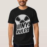 vinyl rules T-Shirt