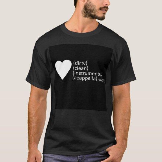 Vinyl Single Love T-Shirt