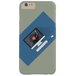 Vinyl Still Lives! Barely There iPhone 6 Plus Case