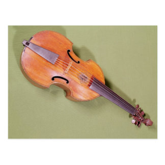 Viol del tenor, 1667 postal