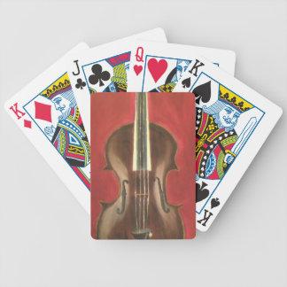 Viola Baraja Cartas De Poker