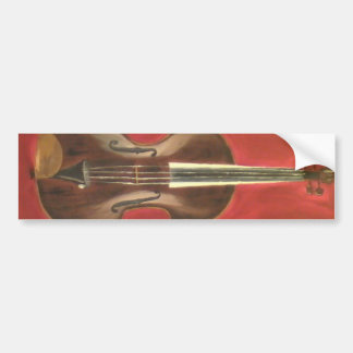 Viola Bumper Sticker