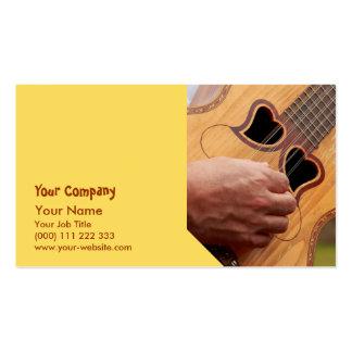 Viola da Terra Business Card