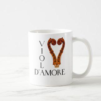 Viola d'Amore Coffee Mug