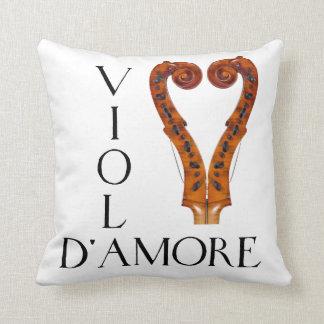 Viola d'Amore Pillow