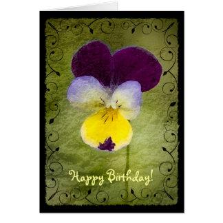 Viola, Happy Birthday! Cards
