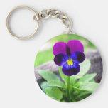 Viola keychain