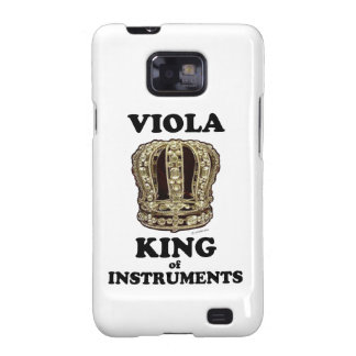 Viola King of Instruments Galaxy SII Covers