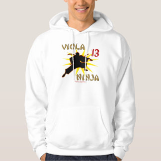 Viola Ninja Hoodie