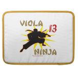 Viola Ninja Sleeves For MacBooks
