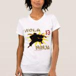 Viola Ninja Tees
