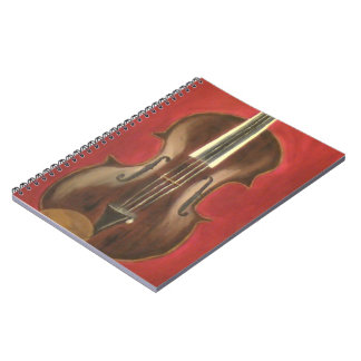 Viola Note Book